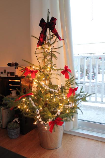 Décorations de Noël pour petits budgets