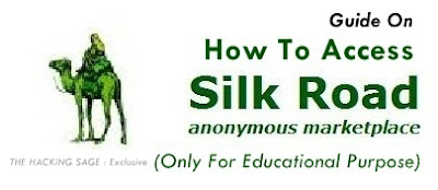 How To Access The Silk Road 3.0 (Guide) (Only For Educational Purpose) -- THE HACKiNG SAGE