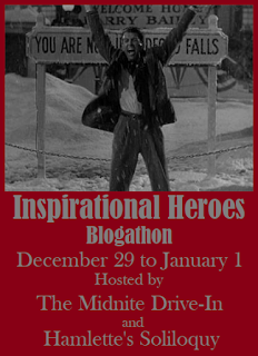 The Inspirational Heros Blogathon!
