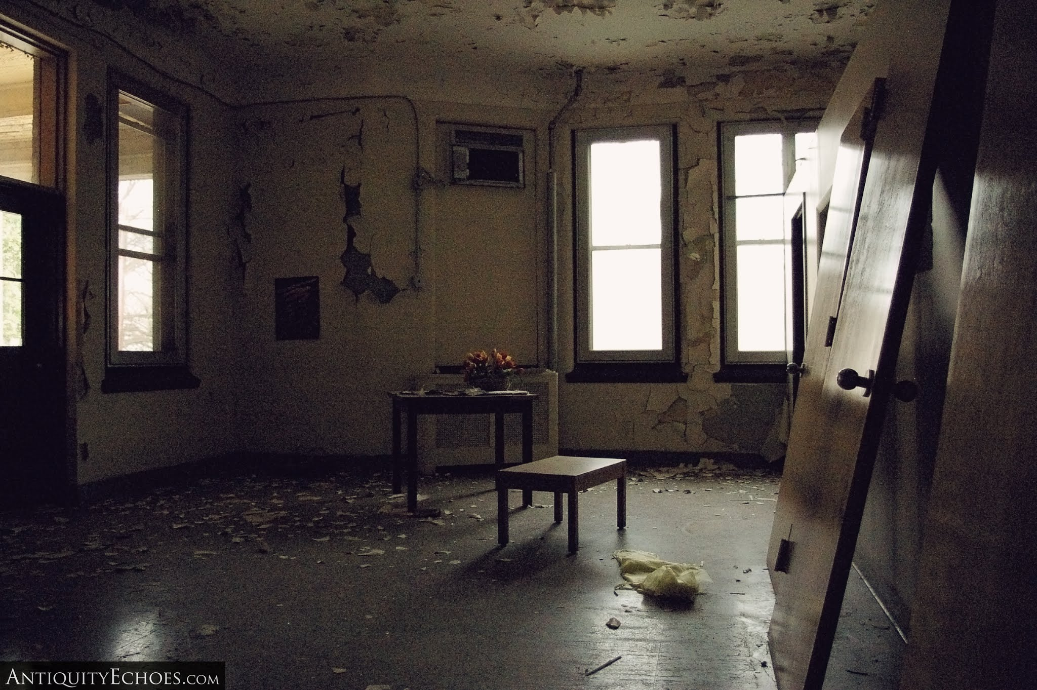 Overbrook Asylum - A Surviving Centerpiece