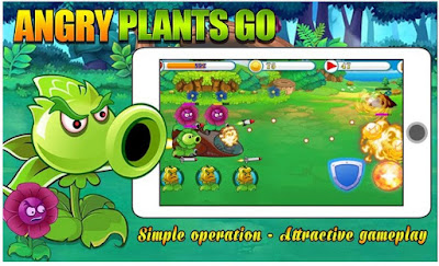 Angry Plants Go Apk