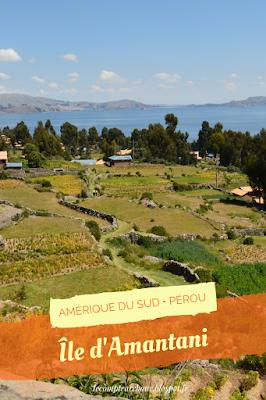 Pinterest Pérou Lac Titicaca