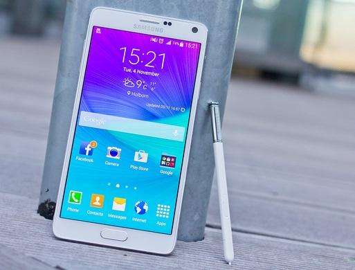 Samsung Galaxy Note 4 terbaru juni 2016