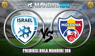 AGEN BOLA - Prediksi Israel vs Moldova 7 Juni 2017
