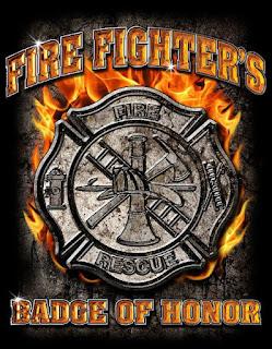 Felon wants job as firefighter