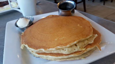 Bay City Uptown Grill Gluten Free Pancakes