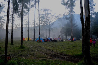 green campus outdoor bandung - ranca upas