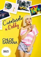 CUENTASELO A DEBBY-libro-juvenil