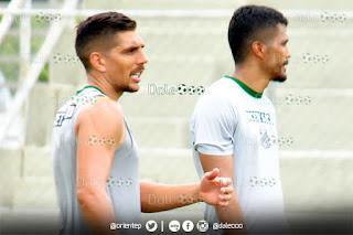 Oriente Petrolero - David Andersen - Carlos Lujano - DaleOoo