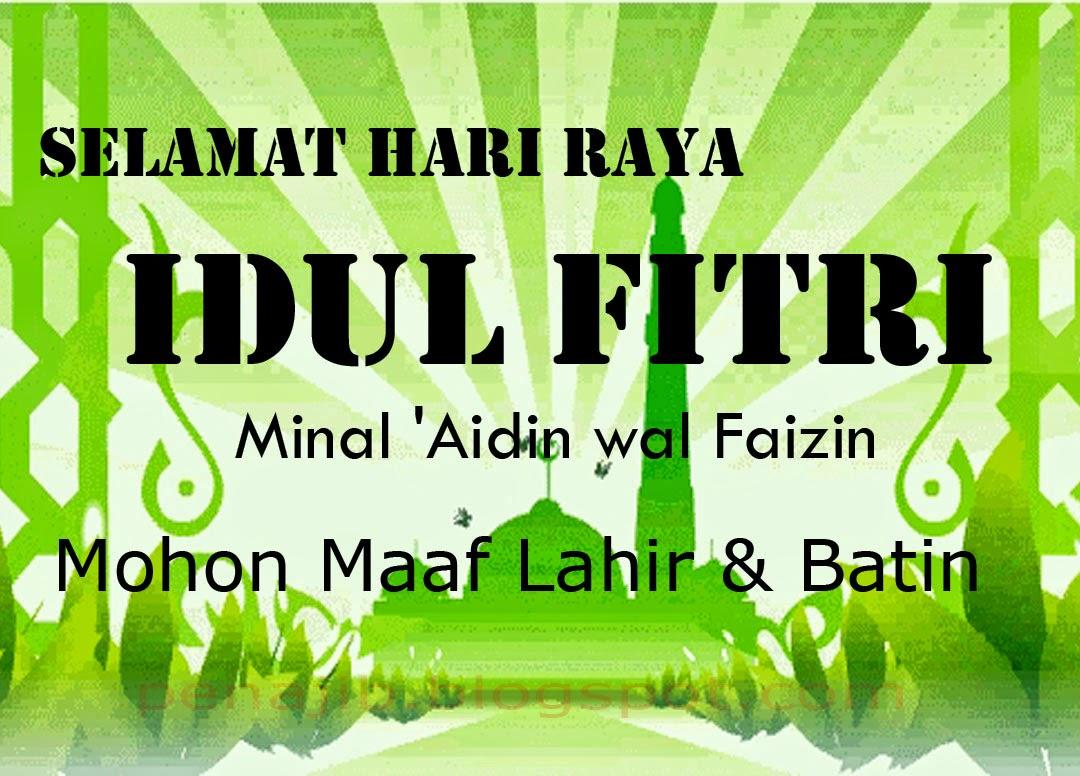 Ucapan Selamat Hari Raya Idul Fitri Buat Teman Muslim Nusagates
