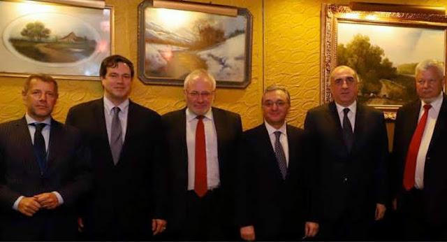 Cancilleres de Armenia y Azerbaiyán se reunirían en Milán