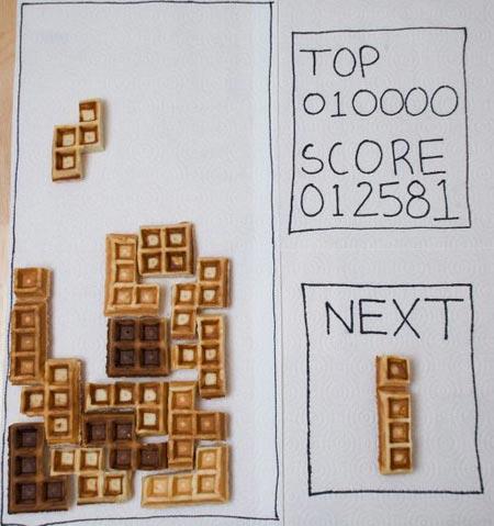 Ten Tetris Treats | Mental Floss