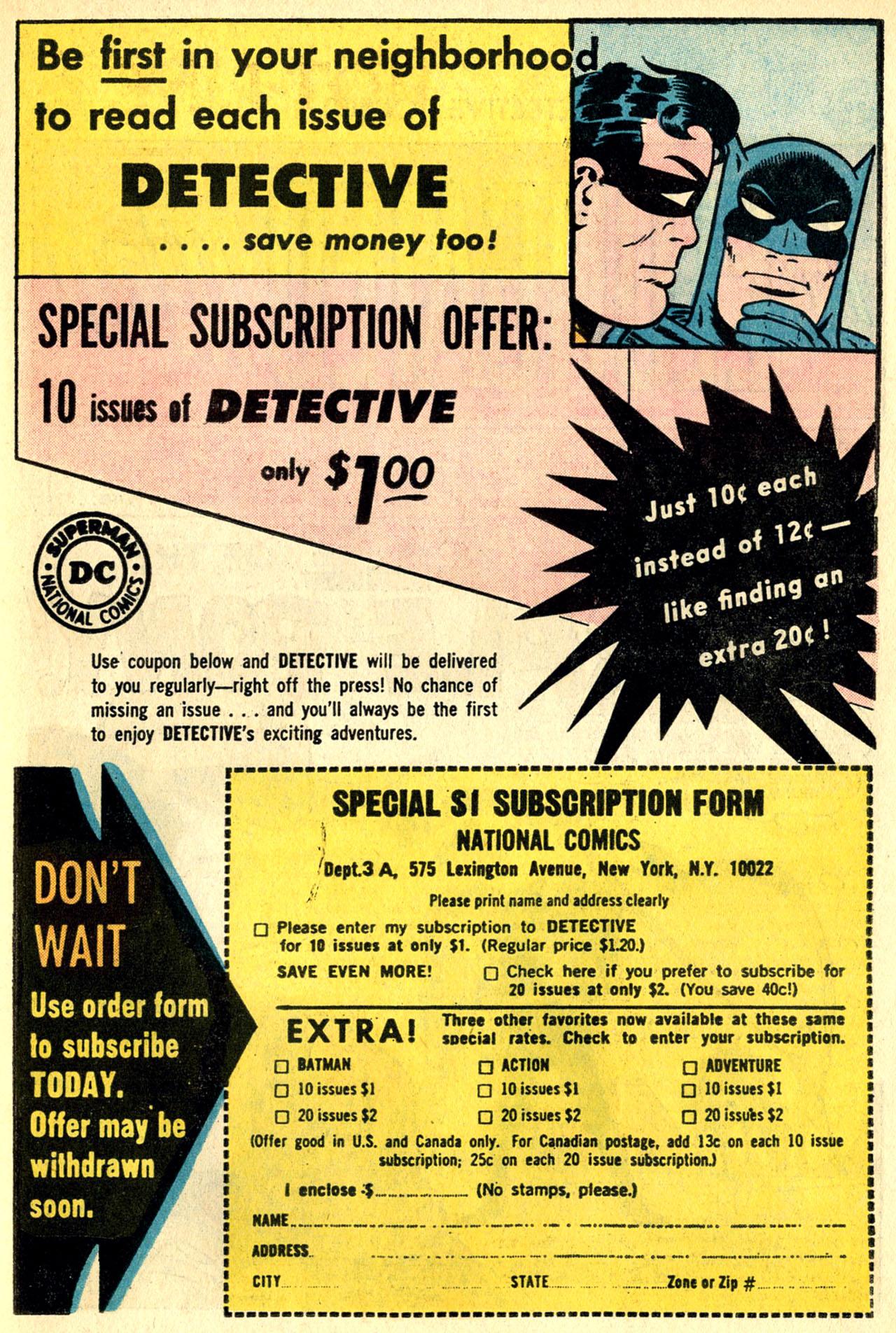 Detective Comics (1937) 329 Page 22