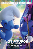 Smurfs: The Lost Village International Poster 2