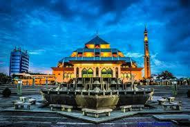 Daerah Sekitar Masjid Raya Batam