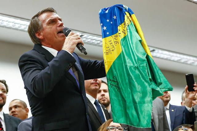Plano de governo do candidato Jair Bolsonaro (PSL)