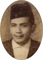 Abu Muhammad Ali Teupin Raya semasa mudanya