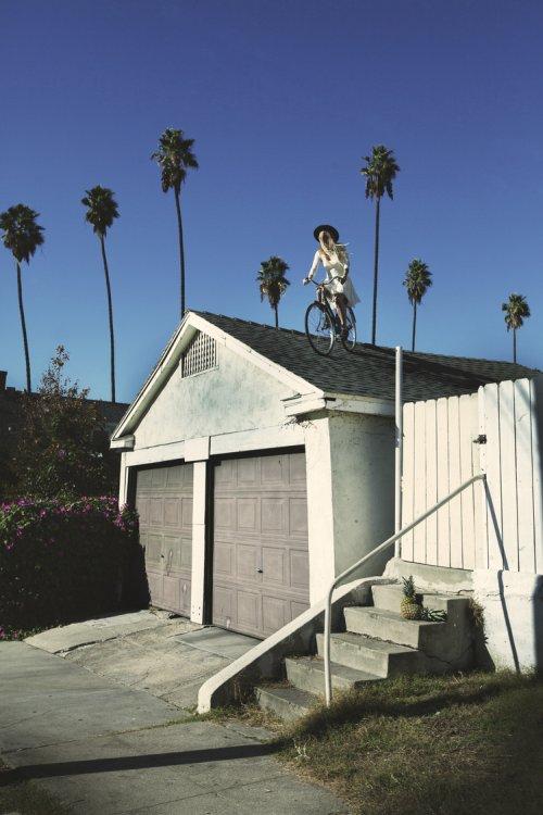 Mike Dempsey (Mikesbutt) fotografia surreal desafiando gravidade cães photoshop voando flutuando