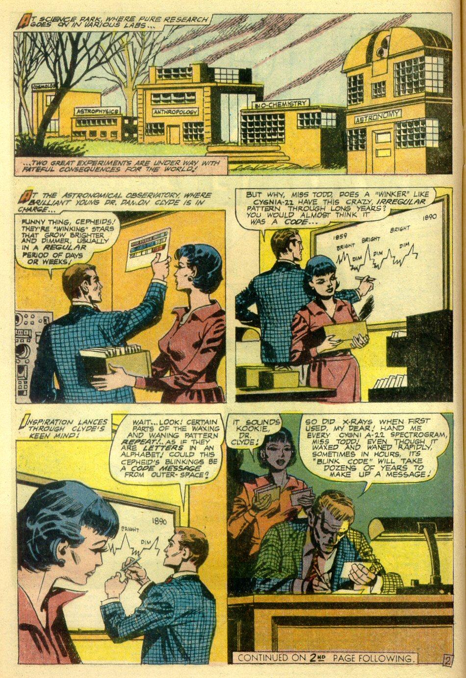 Strange Adventures (1950) issue 198 - Page 4