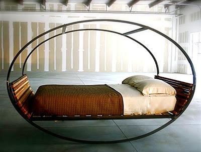 Diseño de cama innovador