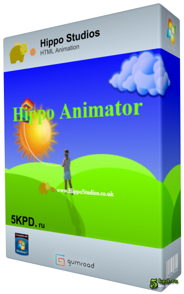 Download Hippo Animator 3.7.5260 Final Full Version Terbaru