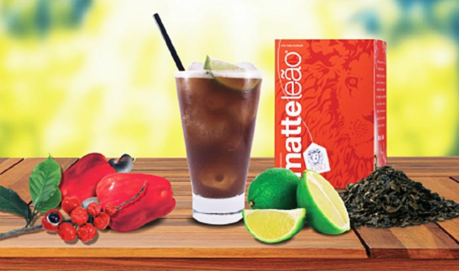 Receita: Drink Carioca - Chá Matte Leão