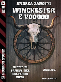 ebook horror; weird western; delos digital;