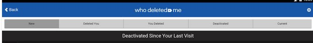 Who Deleted Me on Facebook