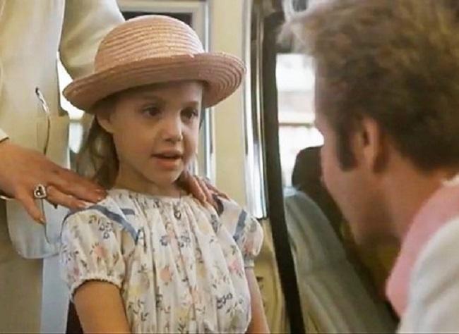 Scarlett Johansson masih kecil!