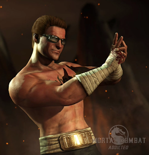 Johnny Cage Torneo