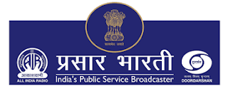Prasar Bharati  Vacancy 2017, 5 posts,Marketing Manager, Executive