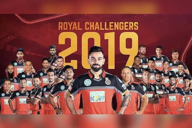 IPL 2019:-look at Virat Kohli's team of special 25 players....
