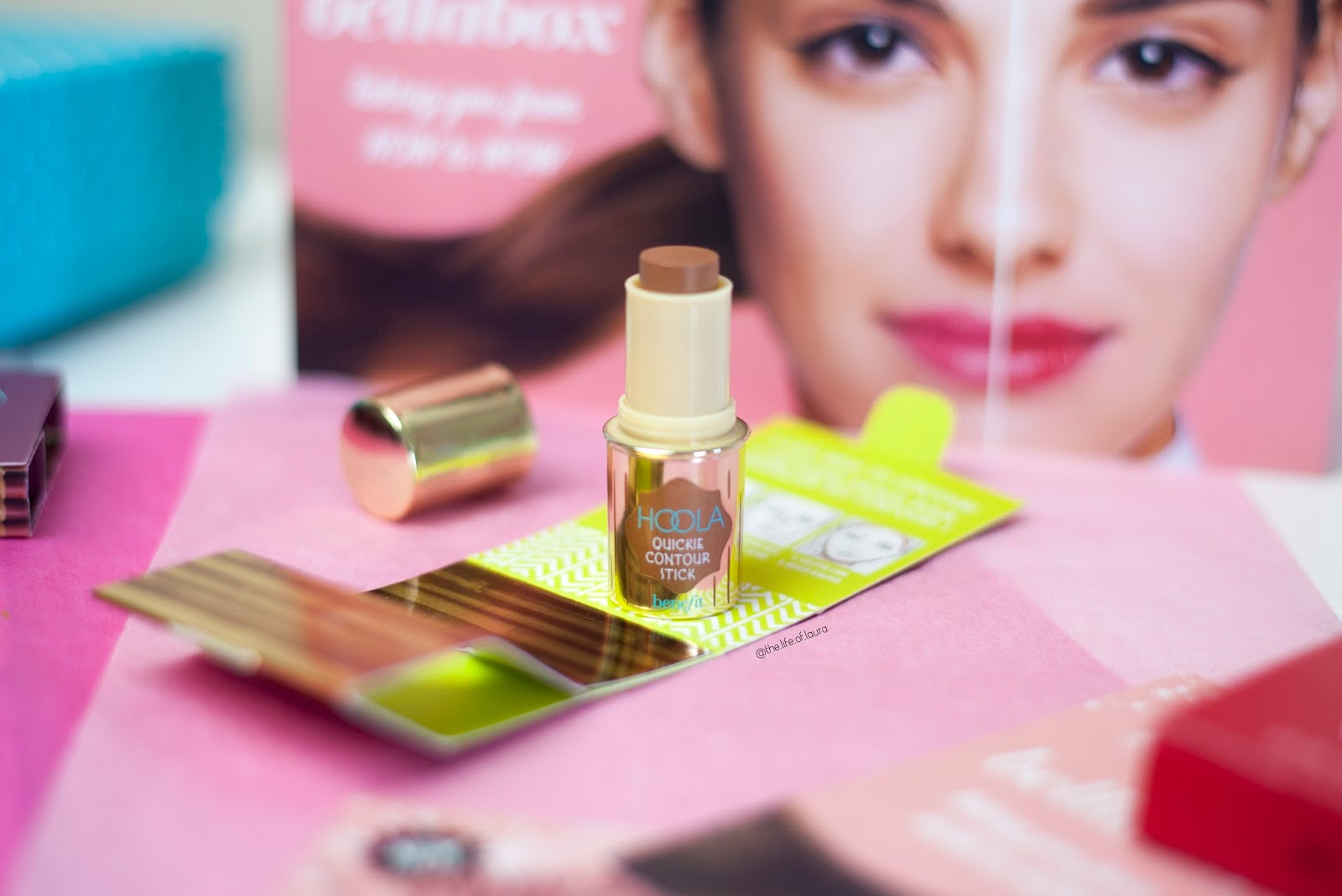 Bellabox x Benefit Hoola Contour Stick