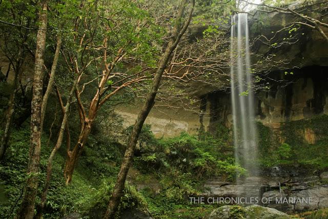 Pipadong Waterfall sandiaoling