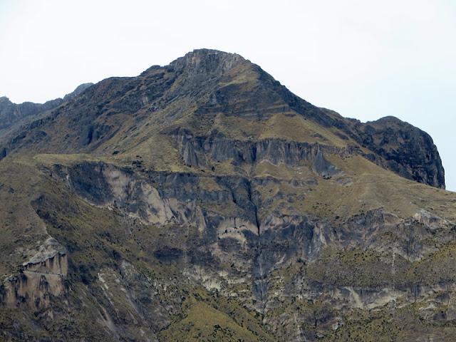 Cerro Santa Rosa Cotahuasi