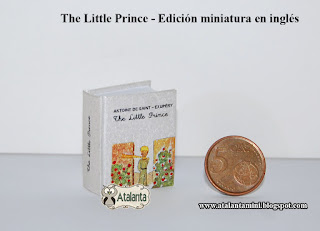 The Little Prince - miniature book