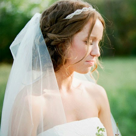 Wedding Hairstyles With Veil | Magazine Wedding