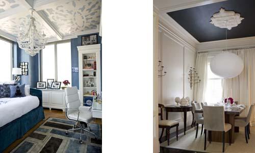 Basta bianco per il soffitto  Arredamento facile