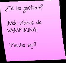 mas videos de vampirina