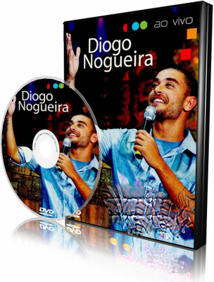 DVD Diogo Nogueira - Ao Vivo (2007)