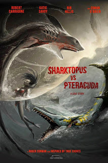 Assistir Sharktopus vs. Pteracuda – Dublado/Legendado Online HD 2014