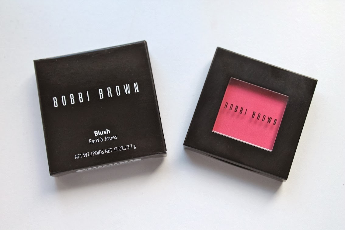 bobbi brown blusher in apricot
