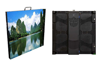 Thi công màn hình led p2 cabinet giá rẻ tại Khánh Hòa