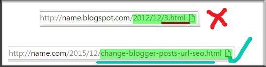 تغيير شكل الروابط فى بلوجر لكى تفهم كيف تكتب مقال متوافق مع السيو لمدونات بلوجر