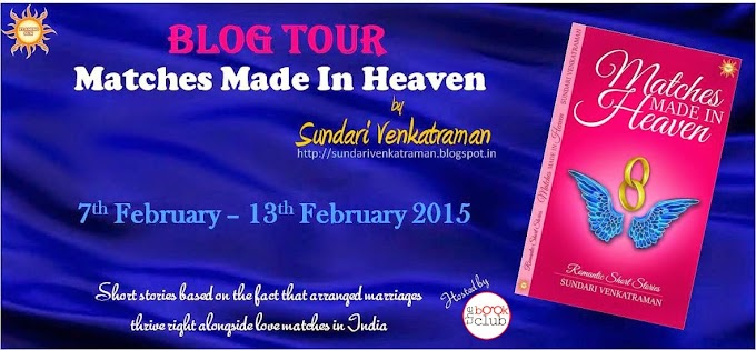 Blog Tour: Matches Made In Heaven  by  Sundari Venkatraman
