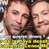 Óscar de la Hoya desafió públicamente Conor McGregor