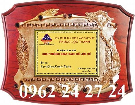 cơ sở bán biểu trưng gỗ đồng, địa chỉ sản xuất bằng khen nhân viên, bằng chứng nhận cao cấp - 260098