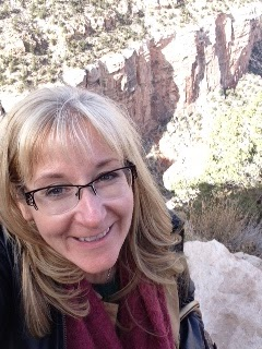 Vertigo, Grand Canyon, Karfelt, Author