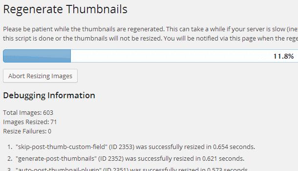 regenerated-thumbnails-progress-bar