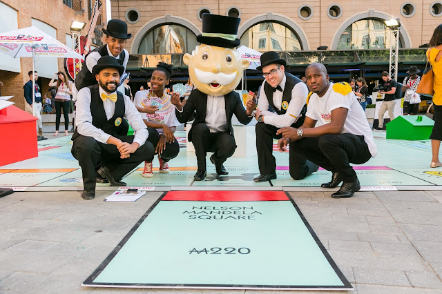 @Hasbro Launches #SouthAfrica's Own Monopoly Mzansi #MonopolyMzansi